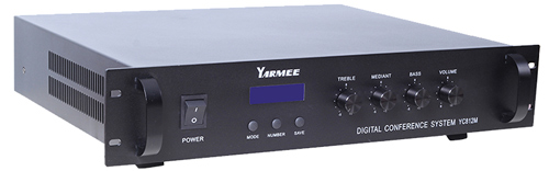 Wired discussion system with video tracking function YC835