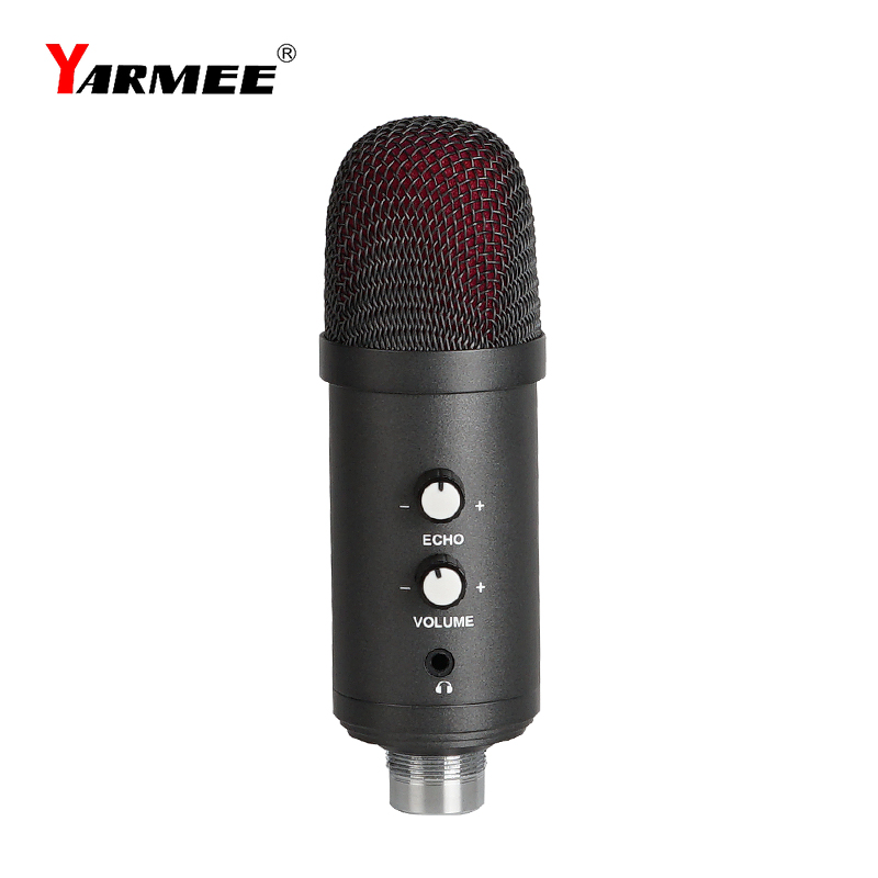 USB PC microphone for computer YR06