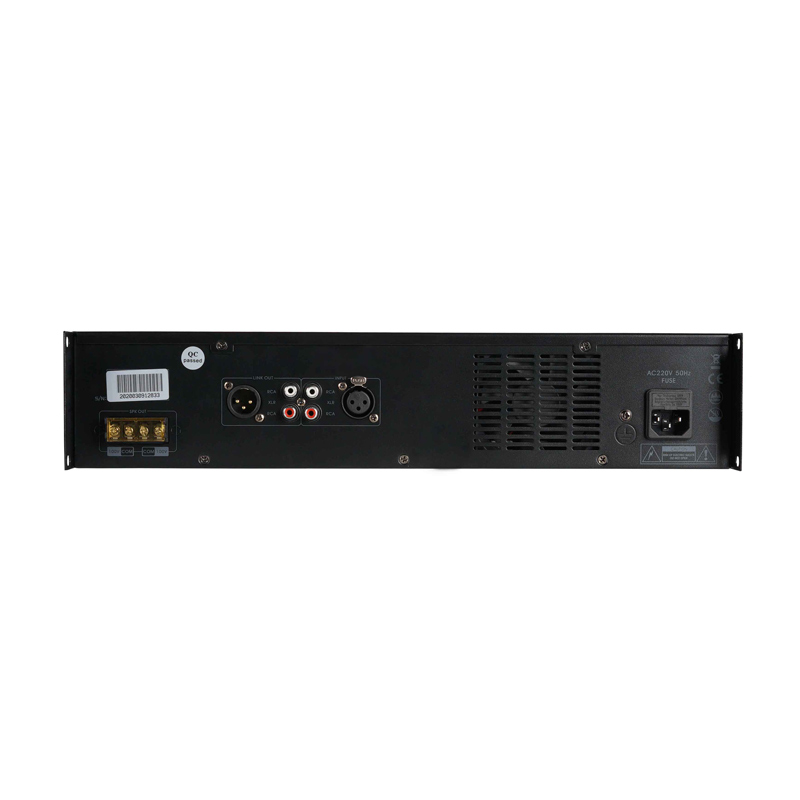 One Channel Class D Power Amplifier PA-240