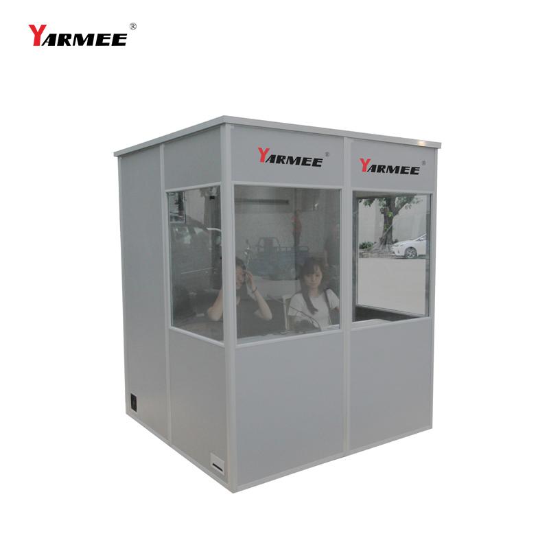 YP45 YARMEE interpreter booth for interpreter