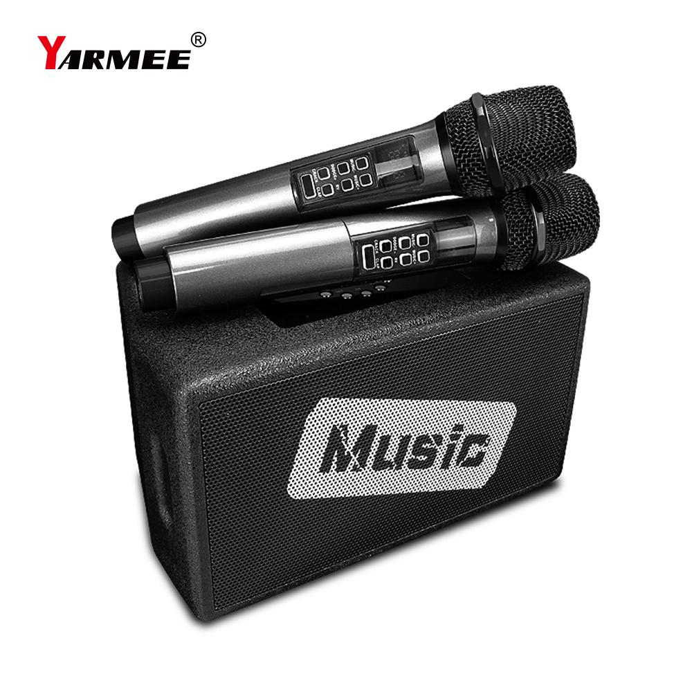 Wireless UHF Karaoke Microphone YKM21